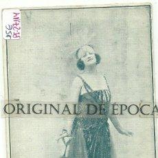 Postkarten - (PS-27114)POSTAL DE PILAR GUITART-CANZONETISTA - 30881327