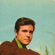Postales: CARLOS TAMARES, CROMO POSTAL 1967, MIDE 11 X 8,. Lote 31720197