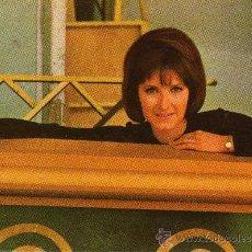 Postales: ROSA ALVAREZ, CROMO POSTAL 1967, MIDE 11 X 8,. Lote 31720330
