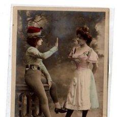 Postkarten - TARJETA POSTAL. GALANTES Y MUJERES. WALERY PARIS. - 32565614