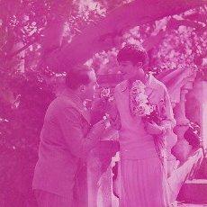 Postales: UNA PAREJA, ESCRITA EN 1929. Lote 33253625