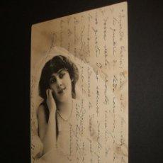 Postales: POSTAL ARTISTA 1905. Lote 34369005