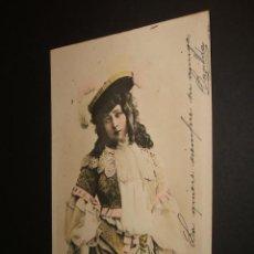 Postales: POSTAL ARTISTA HADING 1903. Lote 34369012
