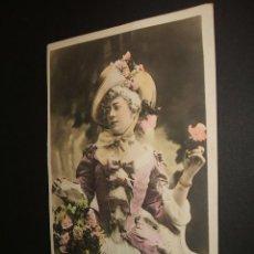 Postales: POSTAL ARTISTA JANE HADING 1903. Lote 34369054