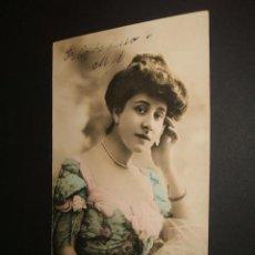 Postales: POSTAL ARTISTA DELACOUR 1903. Lote 34369128