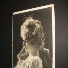 Postales: POSTAL ARTISTA IRENE BENTLEY. Lote 34369138
