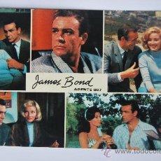 Postales: POSTAL DE SEAN CONNERY: JAMES BOND. AGENTE 007. Lote 34439166