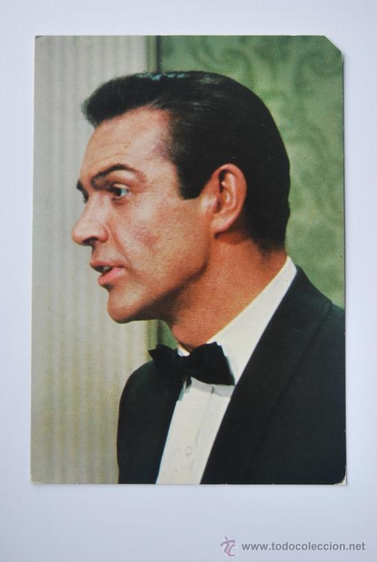 Postal De Sean Connery Kaufen Alte Galante Postkarten Und