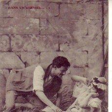 Postales: POSTAL ROMANTICA-CIRCULADA. Lote 35168274