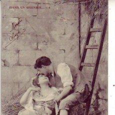 Postales: POSTAL ROMANTICA-CIRCULADA. Lote 35168283