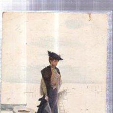 Postales: TARJETA POSTAL MUJER, SERIE 660, RAPHAEL TUCK Y FILS, PARIS. Lote 35615788