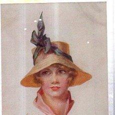 Postales: TARJETA POSTAL MUJER, RAPHAEL TUCK Y FILS, PARIS. Lote 35652146