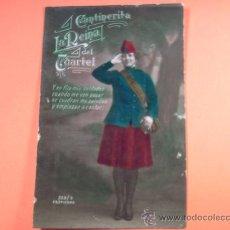 Postales: CANTINERITA - LA REINA DEL CUARTEL -. Lote 36105258