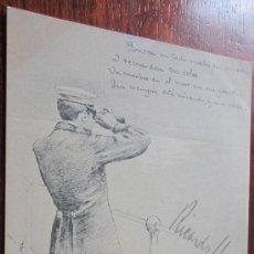 Postales: POSTAL CAMPOAMOR - HUMORADAS - HAUSER Y MENET. Lote 36055147