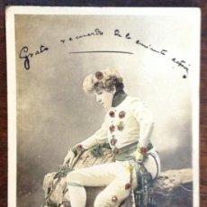 Postales: SARAH BERNHARDT. CUPLETISTA. ARTISTA. ACTRIZ. 1906. . Lote 36106561