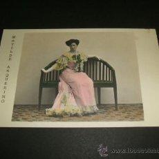 Postales: MATILDE ASQUERINO POSTAL ARTISTA ANTERIOR A 1905. Lote 39160855