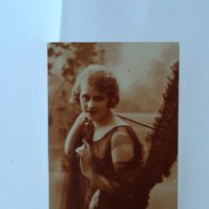 Postales: POSTAL GALANTE CHICA. ESCRITA. P.C.PARIS.. Lote 39343085