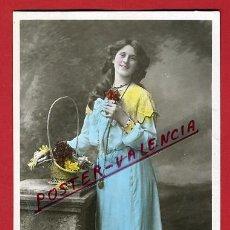 Postales: POSTAL, ARTISTA, CUPLETISTA, ORIGINAL, ANTIGUA, MISS ZENA DARE, P90060. Lote 40049173