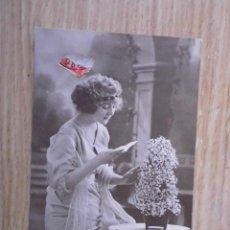 Postales: ANTIGUA POSTAL ROMANTICA DE PRINCIPIO DEL S. XX. Lote 40164569