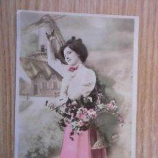 Postales: ANTIGUA POSTAL ROMANTICA DE PRINCIPIO DEL S. XX. Lote 40164583