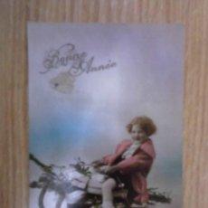 Postales: ANTIGUA POSTAL ROMANTICA DE PRINCIPIO DEL S. XX. Lote 40164673