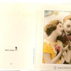Postales: LOTE 5 POSTALES ROMANTICAS. Lote 44171402