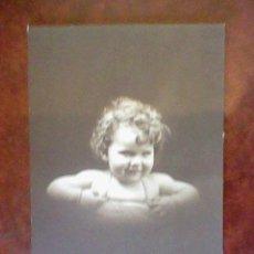 Postales: POSTAL ANTIGUA NIÑO NIÑA 1913 ESCRITA . Lote 45486968