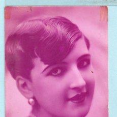 Postales: POSTAL ROMÁNTICA ANTIGUA VER FOTOS ADICIONALES ESCRITA AÑO 1931. Lote 45610111