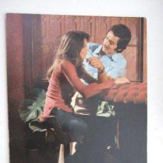 Postales: POSTAL PAREJA ROMANTICA - 1974 - COLECCION PERLA - SIN CIRCULAR. Lote 45947372