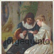 Postales: POSTAL. SIN DIVIDIR. SIN ESCRIBIR. SIN CIRCULAR. 1905-1910. Lote 46143144