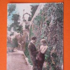 Postales: POSTAL - SOL 4119 - CIRCULADA EN 1931. Lote 47986159