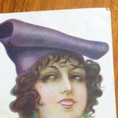 Postales: POSTAL TIPO CATALAN CATALÀ . ESCRITA 1920 ANDREU MIR. Lote 48289825