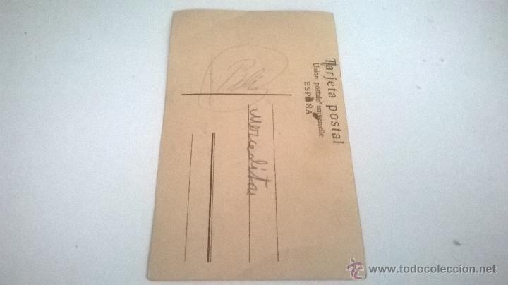 Postales: POSTAL COLOREADA, JULIA FONS, AÑOS 10-20 (SIN CIRCULAR) - Foto 2 - 49134203