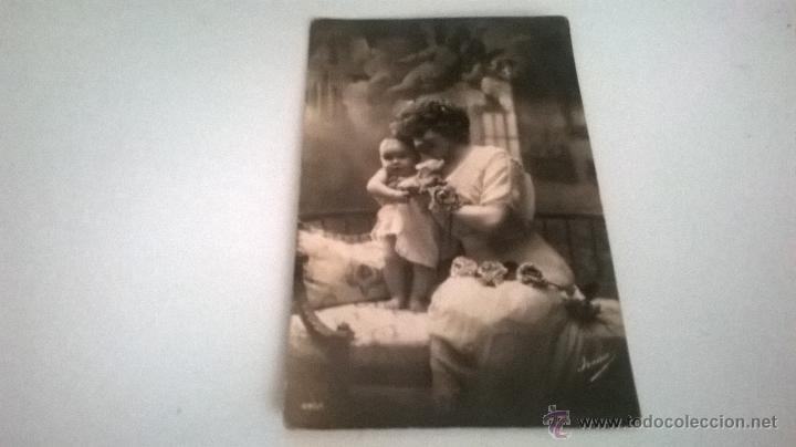 POSTAL EDICIONES IRISA, FRANCIA, Nº 2955, AÑOS 10/20 DEL SIGLO XX (SIN CIRCULAR) (Postales - Postales Temáticas - Galantes y Mujeres)