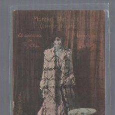 Postales: TARJETA POSTAL. SRTA MARTHA. ALMACENES DE TEJIDOS. MORENO HERMANOS.CADIZ. Lote 49461390