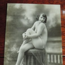 Postales: FOTO POSTAL ERÓTICA. DESNUDO FEMENINO, ED. SAPI. N. 2803, AÑOS 20, NO CIRCULADA.. Lote 49519562