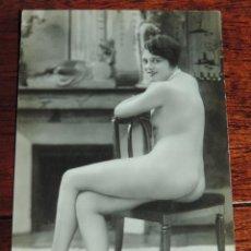 Postales: FOTO POSTAL ERÓTICA. DESNUDO FEMENINO, ED. SAPI. N. 2665, AÑOS 20, NO CIRCULADA.. Lote 49519570
