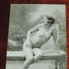 Postales: FOTO POSTAL ERÓTICA. DESNUDO FEMENINO, ED. SAPI. N. 2800, AÑOS 20, NO CIRCULADA.. Lote 49519594
