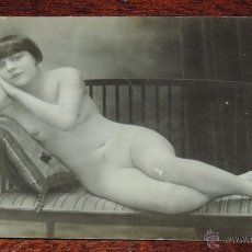 Postales: FOTO POSTAL ERÓTICA. DESNUDO FEMENINO, ED. SAPI. N. 2666, AÑOS 20, NO CIRCULADA.. Lote 49519678