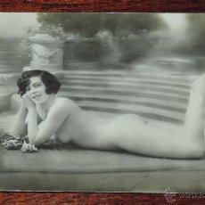 Postales: FOTO POSTAL ERÓTICA. DESNUDO FEMENINO, ED. SAPI. N. 2808, AÑOS 20, NO CIRCULADA.. Lote 49519722