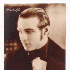 Postales: POSTAL DE RODOLFO VALENTINO / EDICIONES M.C. BARCELONA / AÑOS 20-30 / SIN USAR. Lote 50967337