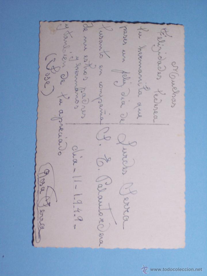 Postales: POSTAL ROMANTICA TROQUELADA - Foto 2 - 53573164