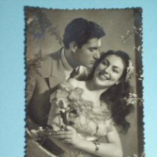 Postales: POSTAL ROMANTICA TROQUELADA . Lote 53573169