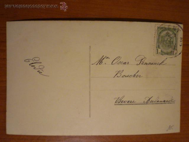 Postales: POSTAL ROMANTICA ED. RL 3011. CIRCULADA. - Foto 2 - 53865605