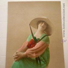Postales: FOTO POSTAL ED. DIX PARIS 1393. ESCRITA.. Lote 54163365