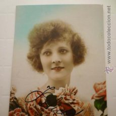 Postales: FOTO POSTAL COLOREADA. ED. PC PARIS 826. ESCRITA 1925.. Lote 54163422