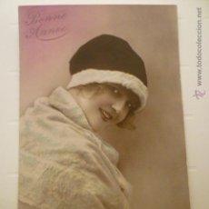 Postales: POSTAL ROMANTICA COLOREADA. ED. ASR 4563. CIRCULADA.. Lote 54949452