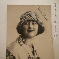 Postales: POSTAL ROMANTICA ED. RTB 3271.CIRCULADA 1928.. Lote 54950078