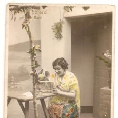 Postkarten - Postal de Pilar Martí. LB - 55079347