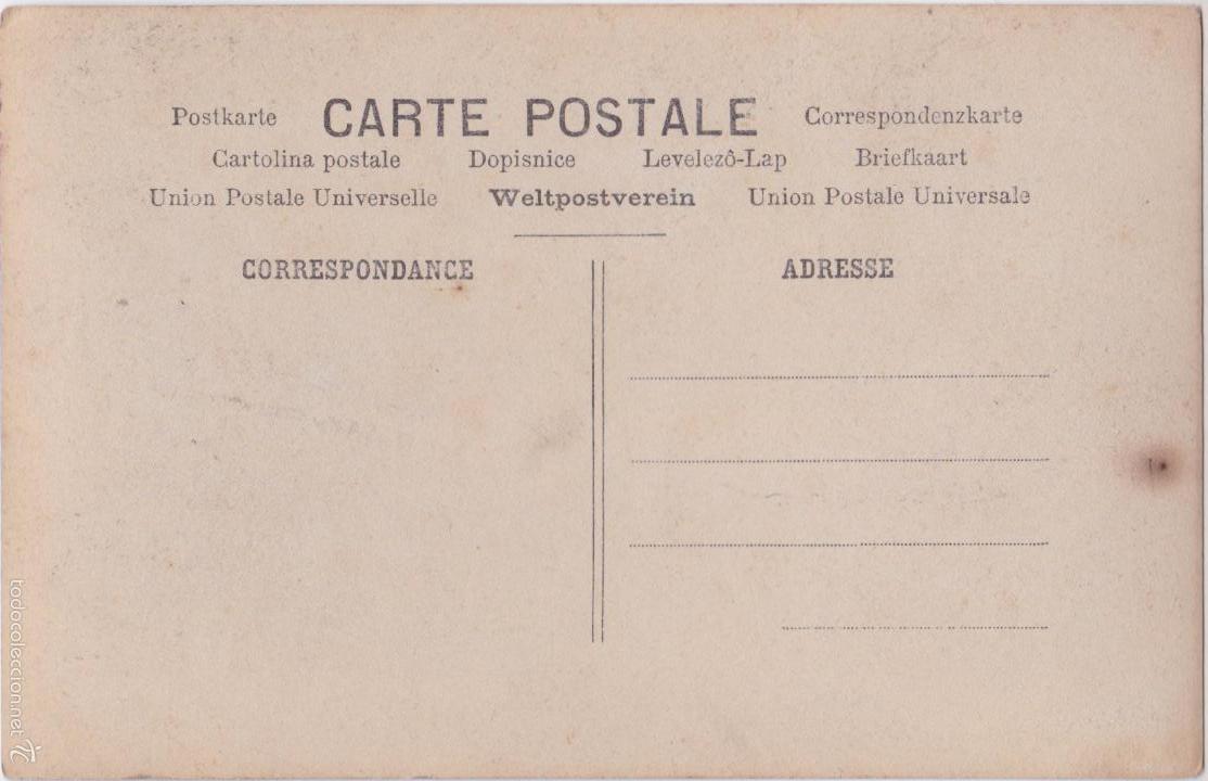 Postales: P- 4793. SERIE DE 4 POSTALES. UNE PARTIE DE CAMPAGNE. - Foto 6 - 55308737